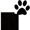 taxi lardero icono paquetes y mascotas
